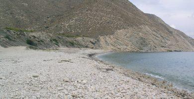 Playa Cala del Cuartel en El Campello
