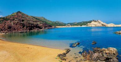 Playa Cala Dèntol en Artà