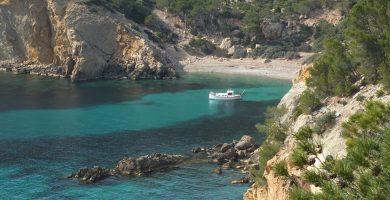 Playa Cala Egos en Andratx