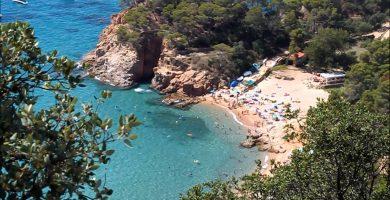 Playa Cala En Feliu en Pollença