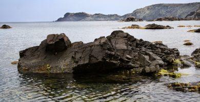 Playa Cala es Murtar en Maó