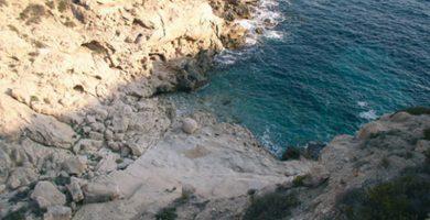 Playa Cala Fonda en Villajoyosa