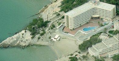 Playa Cala Font en Salou