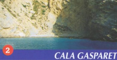 Playa Cala Gasparet en Calp