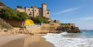 Playa Cala Jovera en Tarragona