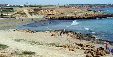 Playa Cala La Mosca en Orihuela