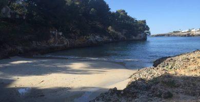 Playa Cala Marçal en Felanitx