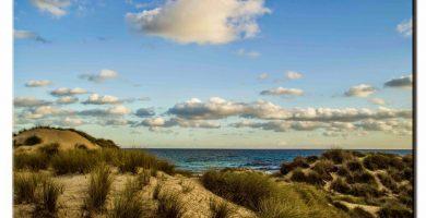 Playa Cala Mesquida en Maó