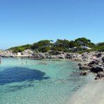Playa Cala Moltó en Capdepera