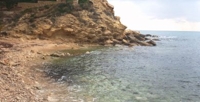 Playa Cala Nostra en El Campello