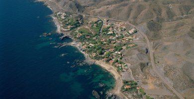 Playa Cala Panizo en Cuevas del Almanzora