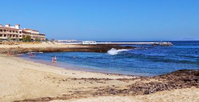 Playa Cala Príncipe en Níjar