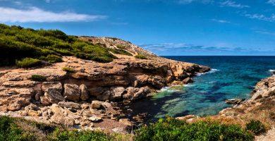 Playa Cala Torta en Artà