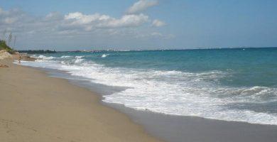 Playa Cala Vieneses en Mont-roig del Camp
