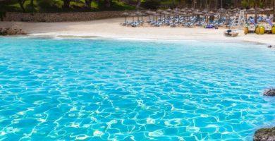 Playa Cala Vinyes en Calvià
