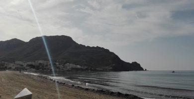 Playa Calabardina en Águilas