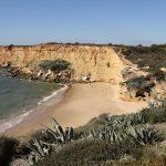 Playa Calas del Quinto y Camacho en Conil de la Frontera