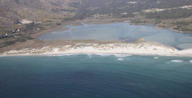 Playa Caldebarcos en Carnota