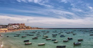 Playa Caleta de José María en Haría
