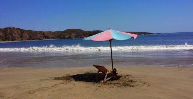 Playa Caleta del Campo en Haría