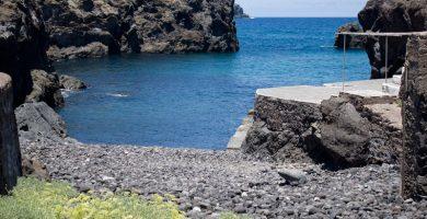 Playa Caleta del Guincho en Haría