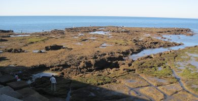 Playa Caleta del Mojón en Haría