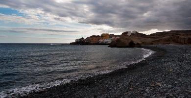 Playa Callao Hondo en Arico