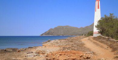 Playa Caló d'En Sureda en Artà