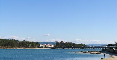 Playa Campo Golf Oeste en O Grove