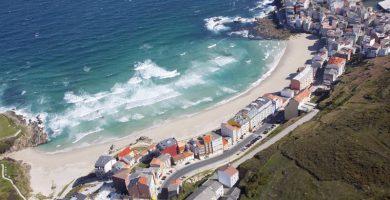 Playa Canido en Vigo