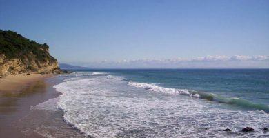 Playa Caños de Meca en Barbate