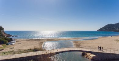 Playa Canyamel en Capdepera