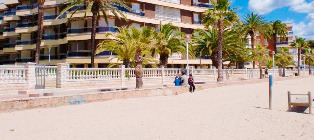 Playa Cap de Sant Pere en Cambrils