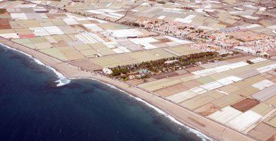 Playa Carchuna en Motril