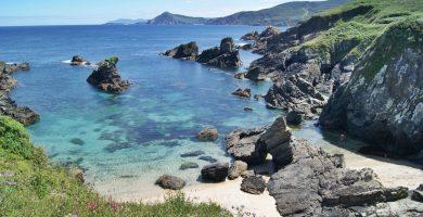 Playa Cariño en Ferrol