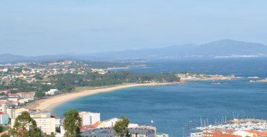 Playa Carolinas en Ribeira