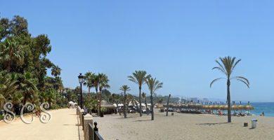 Playa Casablanca en Marbella