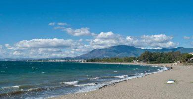Playa Casasola en Estepona