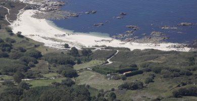Playa Castiñeira en O Grove