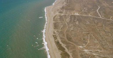Playa Cerrillos en Roquetas de Mar