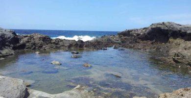 Playa Charco las Palomas en Arucas