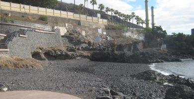 Playa Cho Vito en Candelaria