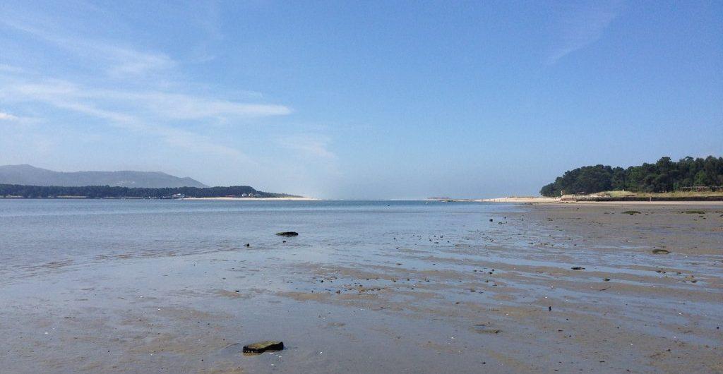 Playa Codesal en A Guarda