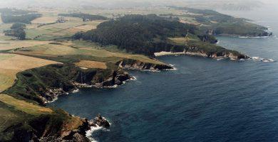 Playa Coedo en Navia