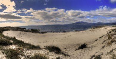 Playa Cons en Carnota