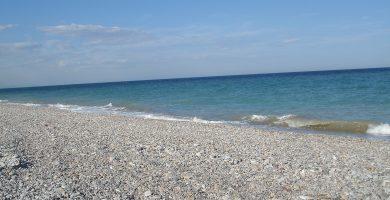Playa Corint en Sagunto