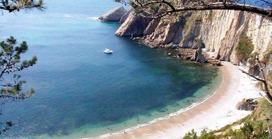 Playa Costadal en Boiro