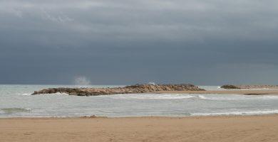 Playa Cubelles en Cubelles