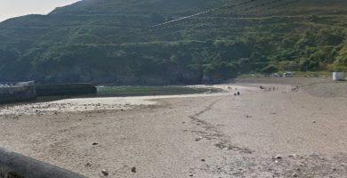 Playa Dicido en Castro-Urdiales