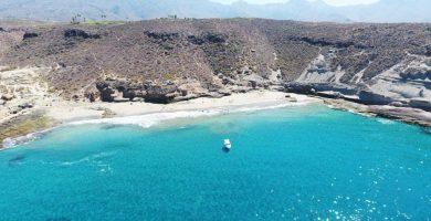 Playa Diego Hernández en Adeje